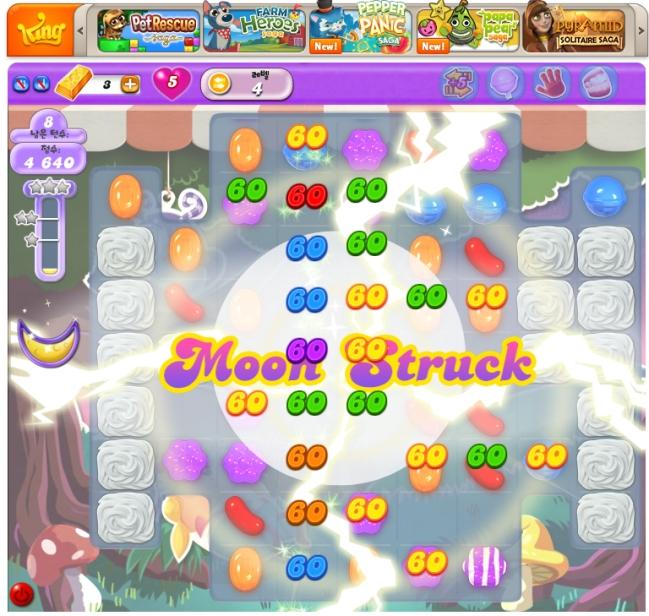 candy crush saga dreamworld?